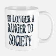 Danger To Society Coffee Cup