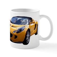 Yellow Elise Mug