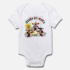 Cinco de Mayo Band Infant Bodysuit