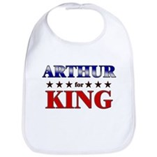 ARTHUR for king Bib