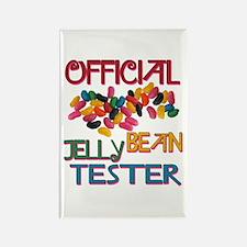 Jelly Bean Tester Rectangle Magnet