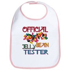 Jelly Bean Tester Bib