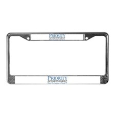Automotive License Plate Frame