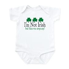 I'm Not Irish Infant Bodysuit