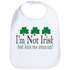 I'm Not Irish Bib