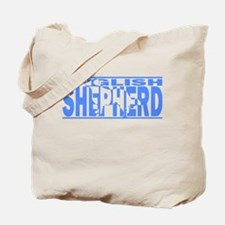 Hidden English Shepherd Tote Bag
