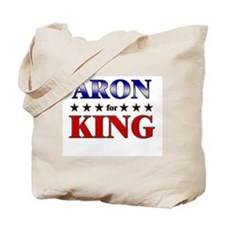 ARON for king Tote Bag