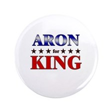 "ARON for king 3.5"" Button"