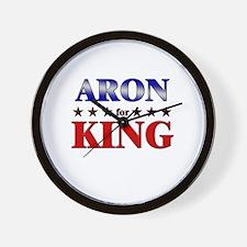 ARON for king Wall Clock
