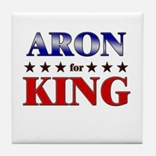 ARON for king Tile Coaster
