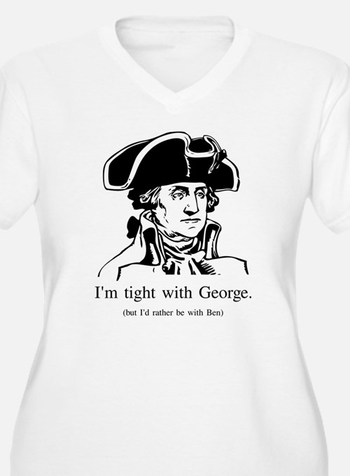 Tight with George T-Shirt
