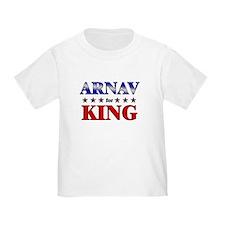 ARNAV for king T