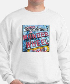 Coney Island Wonder Wheel Sweatshirt