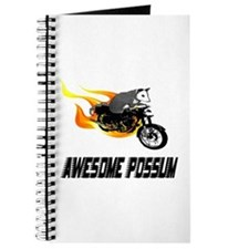 Flaming Awesome Possum Journal