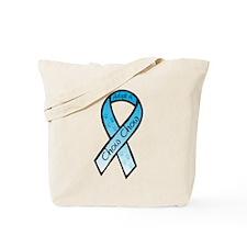 Chow RibbonB Tote Bag