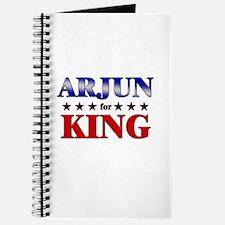 ARJUN for king Journal