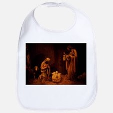 Nativity / Christ In Manger Bib