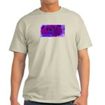 t shirt with chinese symbol for knit