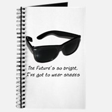 Sunglasses - bright future - Journal