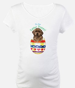 Easter Chocolate Lab Shirt