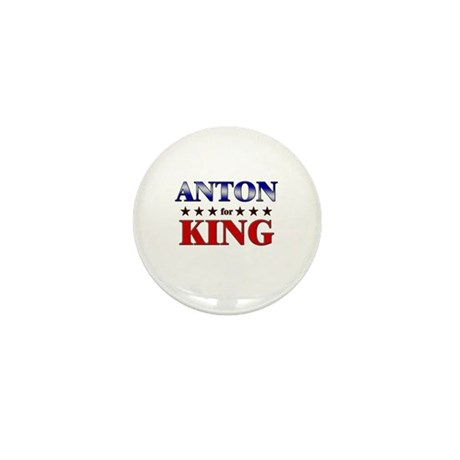 ANTON for king Mini Button (10 pack)