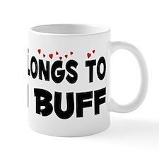 Belongs To A Film Buff Mug