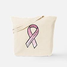 Dobie RibbonA Tote Bag
