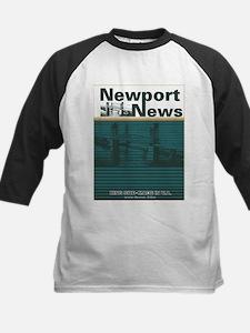 Newport News 2 Kids Baseball Jersey