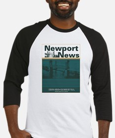 Newport News 2 Baseball Jersey
