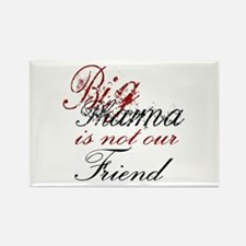 Big Pharma is not our Friend Rectangle Magnet