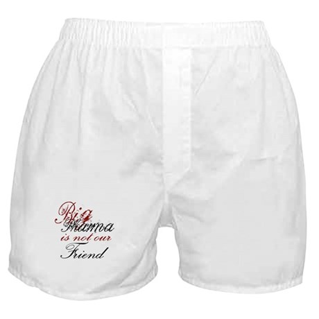 Big Pharma is not our Friend Boxer Shorts