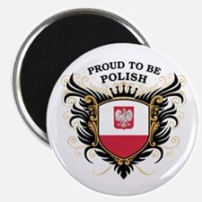 Proud to be Polish Magnet