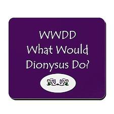 WWDD Mousepad