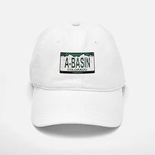 A-Basin Plate Baseball Baseball Cap