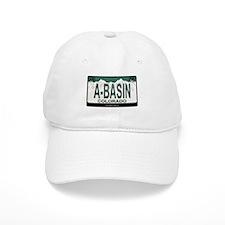 A-Basin Plate Baseball Cap