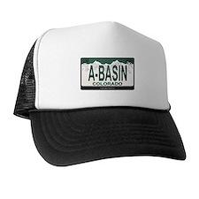 A-Basin Plate Trucker Hat