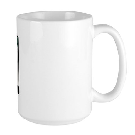 A-Basin Plate Large Mug