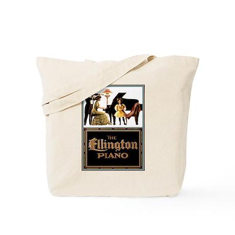 Ellington Pianos - Tote Bag