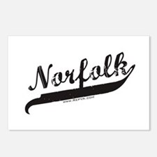 Norfolk Postcards (Package of 8)