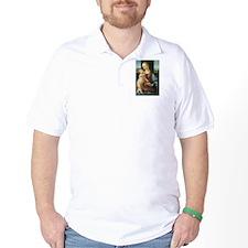 Leonardo da Vinci Madonna T-Shirt
