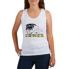 Samoa Island Women's Tank Top