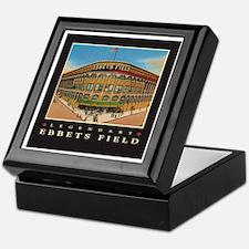 Ebbets Field Keepsake Box