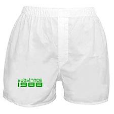 substance 1988 Boxer Shorts