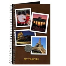 European Travel Journal