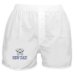 New Dad! Boxer Shorts