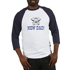 New Dad! Baseball Jersey