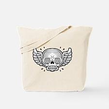 Wiggy Winger Tote Bag