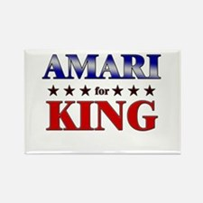 AMARI for king Rectangle Magnet