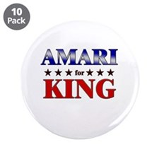 "AMARI for king 3.5"" Button (10 pack)"