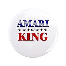 "AMARI for king 3.5"" Button"